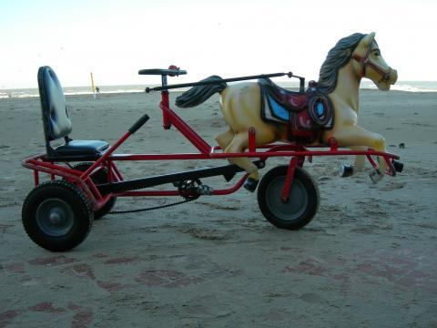 Paard middel